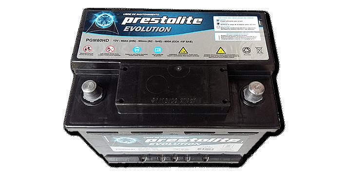 Baterías Zárate | Representantes directos de baterías Prestolite en Salta • Batería Prestolite PWM 60 HD