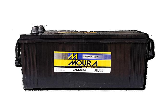 Baterías Zárate | Somos representantes directos de baterías Moura en Salta • Batería Moura 42 BD
